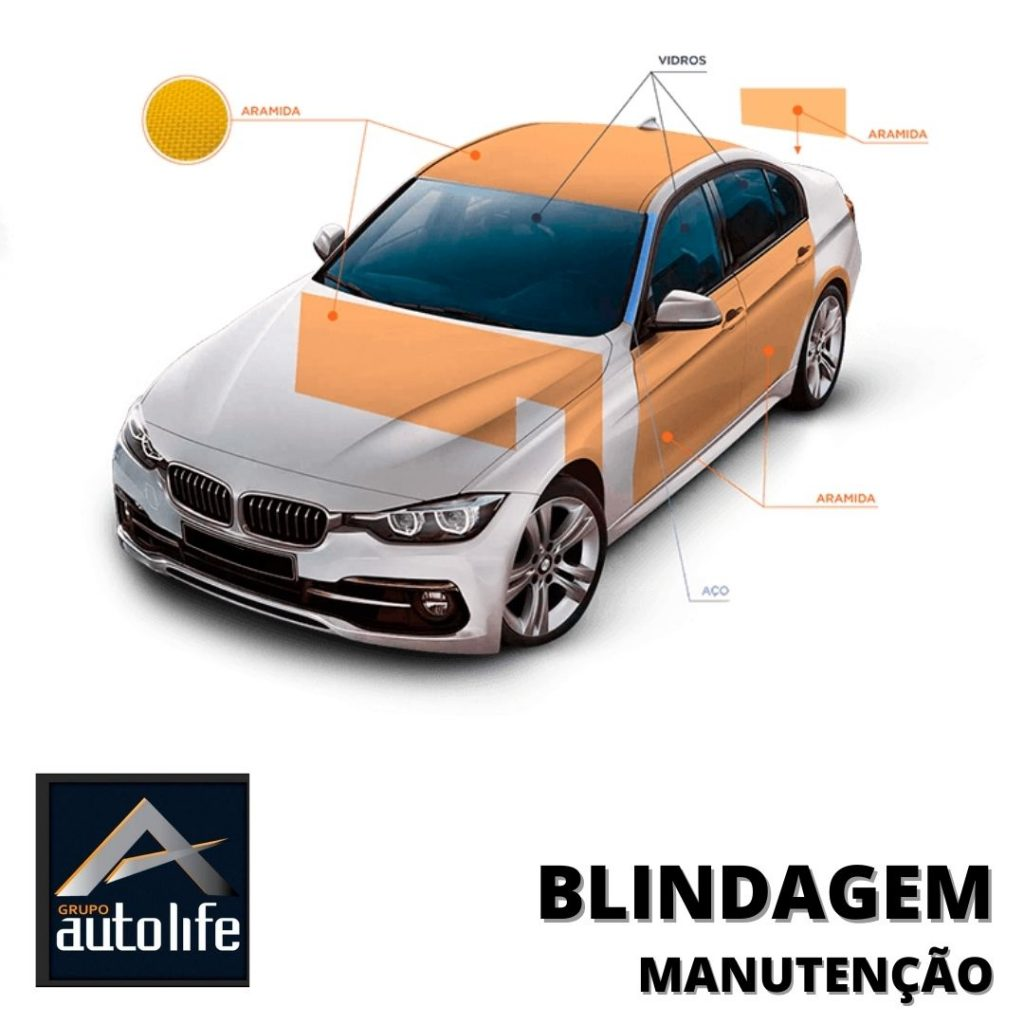 Blindagem de veículos Blindagem Automotiva na Barra Funda
